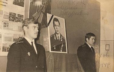 слева Гелюх, справа Фатыхов